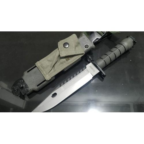 Dao Phượt Dao Găm M9 hàng chuẩn Mỹ dài 34cm - 9025980 , 18688536 , 15_18688536 , 1800000 , Dao-Phuot-Dao-Gam-M9-hang-chuan-My-dai-34cm-15_18688536 , sendo.vn , Dao Phượt Dao Găm M9 hàng chuẩn Mỹ dài 34cm