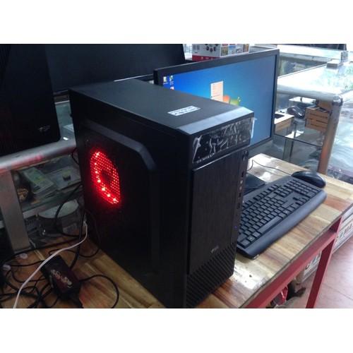 Máy tính chơi game G4560 8G GTX1050 2G 240G LCD 19 inch - 9022333 , 18683414 , 15_18683414 , 7650000 , May-tinh-choi-game-G4560-8G-GTX1050-2G-240G-LCD-19-inch-15_18683414 , sendo.vn , Máy tính chơi game G4560 8G GTX1050 2G 240G LCD 19 inch