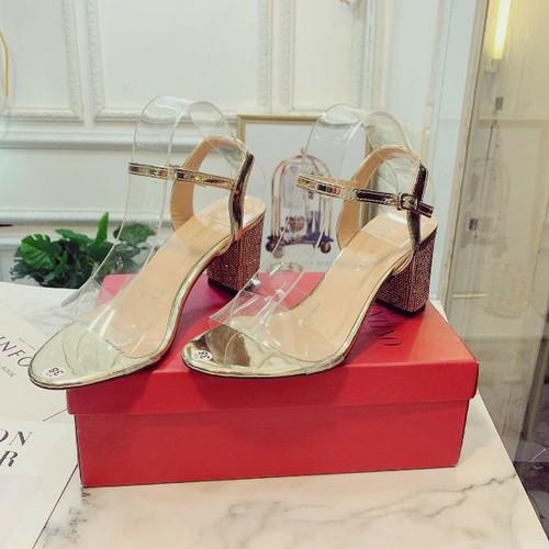 Giày sandal bản trong gót đá - 7776136 , 18689859 , 15_18689859 , 270000 , Giay-sandal-ban-trong-got-da-15_18689859 , sendo.vn , Giày sandal bản trong gót đá