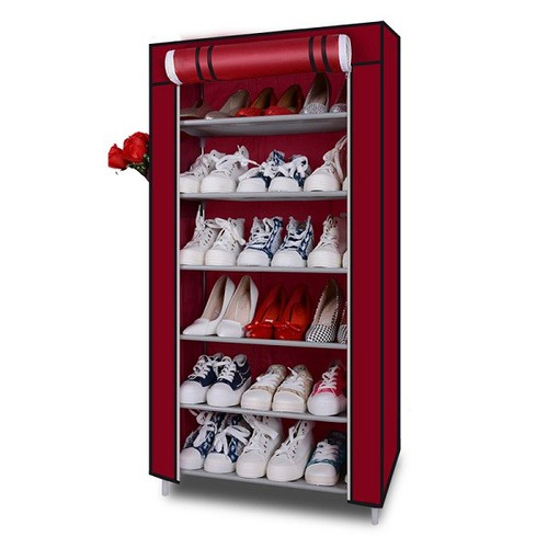 Kệ giày 6 tầng inox - 9063199 , 18741322 , 15_18741322 , 250000 , Ke-giay-6-tang-inox-15_18741322 , sendo.vn , Kệ giày 6 tầng inox