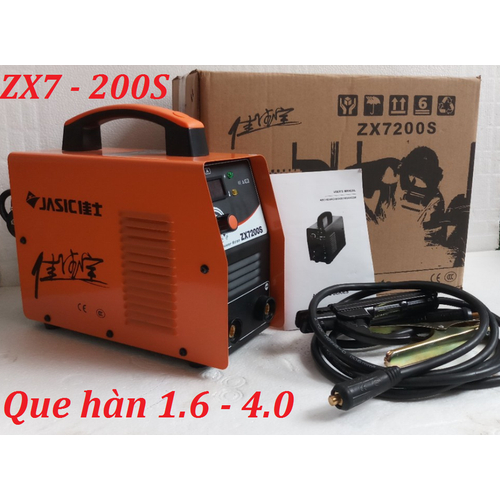 Máy hàn điện tử Jasic ZX7-200S - 9029852 , 18694196 , 15_18694196 , 1250000 , May-han-dien-tu-Jasic-ZX7-200S-15_18694196 , sendo.vn , Máy hàn điện tử Jasic ZX7-200S