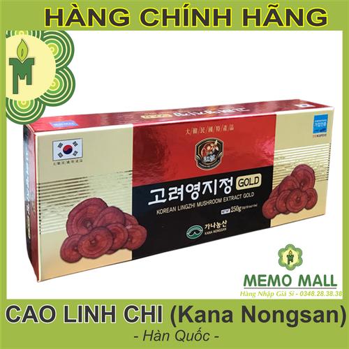 CAO LINH CHI HÀN QUỐC KANA - FULL HỘP 5 HỦ