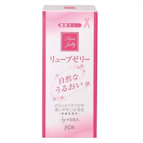 Gel bôi trơn Nhật Bản Jex Luve Jelly 55g