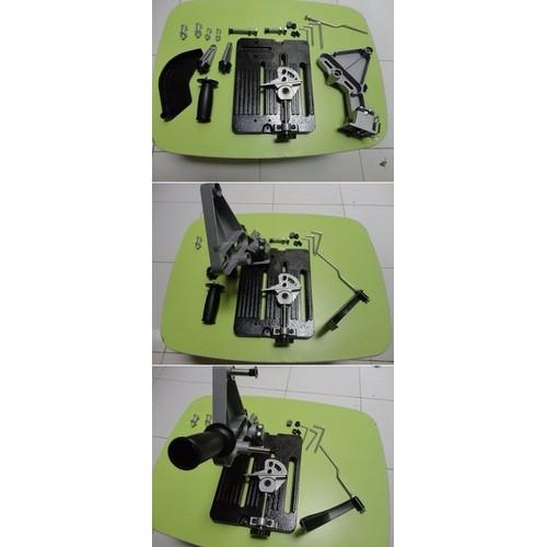 Khung Đế Kẹp Máy Mài Cằm Tay Thành Máy Cắt Bàn Mini TZ6103 - 5006587 , 18690110 , 15_18690110 , 450000 , Khung-De-Kep-May-Mai-Cam-Tay-Thanh-May-Cat-Ban-Mini-TZ6103-15_18690110 , sendo.vn , Khung Đế Kẹp Máy Mài Cằm Tay Thành Máy Cắt Bàn Mini TZ6103