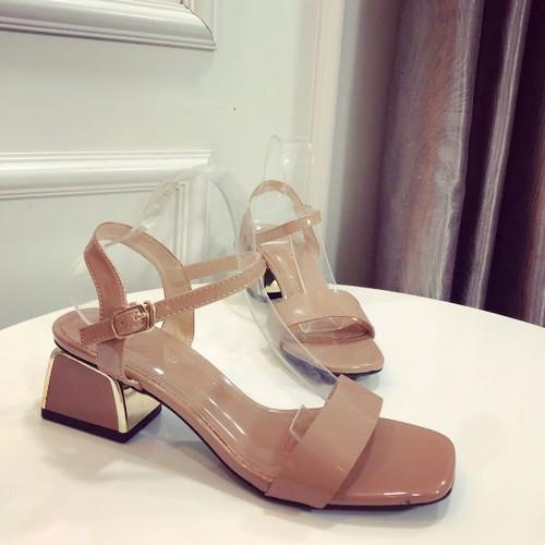 Giày sandal cao gót siêu đẹp - 4818872 , 18683103 , 15_18683103 , 310000 , Giay-sandal-cao-got-sieu-dep-15_18683103 , sendo.vn , Giày sandal cao gót siêu đẹp