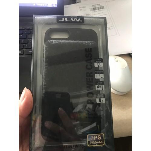 ỐP lưng kiêm sạc Pin dự phòng JLW cho IPhone 7 Plus IPhone 8 Plus dung lượng 5000mAh - 9024147 , 18685649 , 15_18685649 , 490000 , OP-lung-kiem-sac-Pin-du-phong-JLW-cho-IPhone-7-Plus-IPhone-8-Plus-dung-luong-5000mAh-15_18685649 , sendo.vn , ỐP lưng kiêm sạc Pin dự phòng JLW cho IPhone 7 Plus IPhone 8 Plus dung lượng 5000mAh