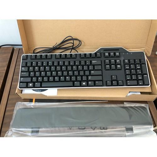 Bàn phím DELL KB813 Smart Card USB Keyboard English