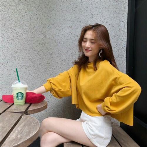 Áo kiểu nữ form rộng