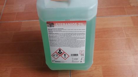 Dung dịch sát khuẩn Steanios can-5l 3