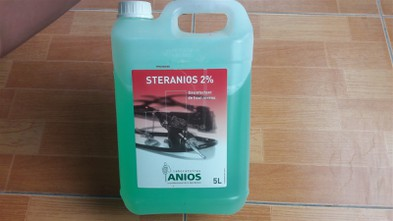 Dung dịch sát khuẩn Steanios can-5l 2