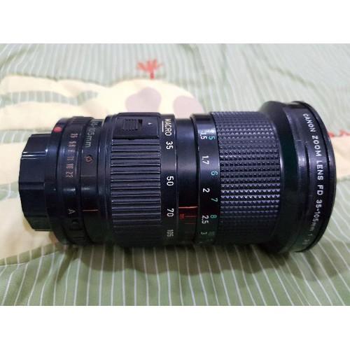 ống kính Canon đời cũ  fd 35_105