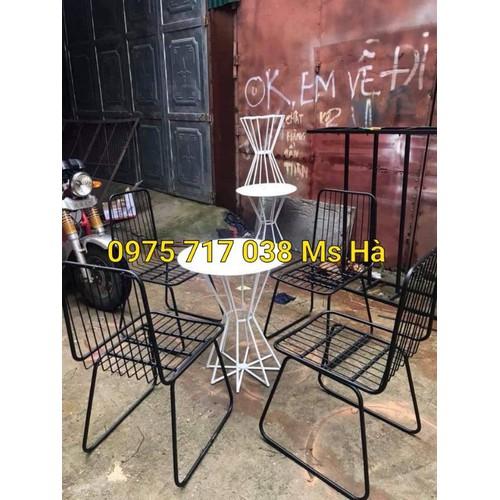 Bộ bàn ghế sắt mỹ nghệ cao cấp giá rẻ - 7775729 , 18686417 , 15_18686417 , 4580000 , Bo-ban-ghe-sat-my-nghe-cao-cap-gia-re-15_18686417 , sendo.vn , Bộ bàn ghế sắt mỹ nghệ cao cấp giá rẻ