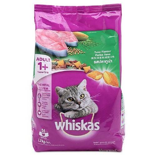 Thức Ăn Khô Whiskat Cho Mèo 400gr- thức ăn chó mèo - 9021196 , 18681860 , 15_18681860 , 32000 , Thuc-An-Kho-Whiskat-Cho-Meo-400gr-thuc-an-cho-meo-15_18681860 , sendo.vn , Thức Ăn Khô Whiskat Cho Mèo 400gr- thức ăn chó mèo