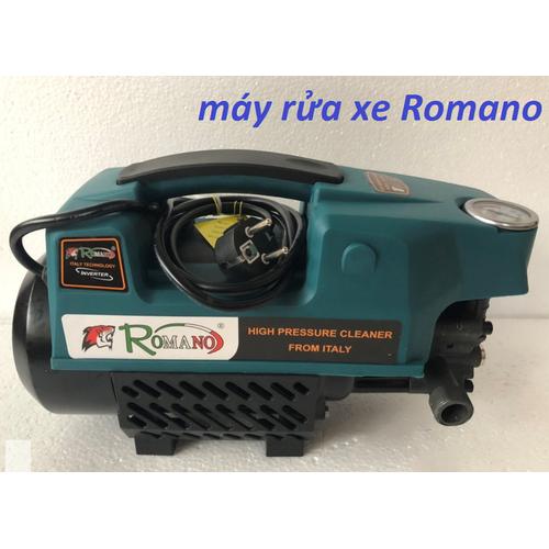 Máy rửa xe cao cấp ROMANO-Máy rửa xe cao cấp ROMANO - 9028181 , 18691605 , 15_18691605 , 2100000 , May-rua-xe-cao-cap-ROMANO-May-rua-xe-cao-cap-ROMANO-15_18691605 , sendo.vn , Máy rửa xe cao cấp ROMANO-Máy rửa xe cao cấp ROMANO