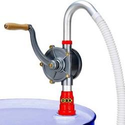 máy bơm dầu bằng tay quay