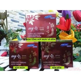 Kem dưỡng da Hồng Sâm My Gold Hàn Quốc 50ml - Kem Sâm My Gold