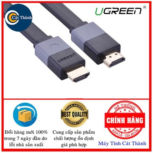 Cáp HDMI dẹt dài 10m Ugreen 30114