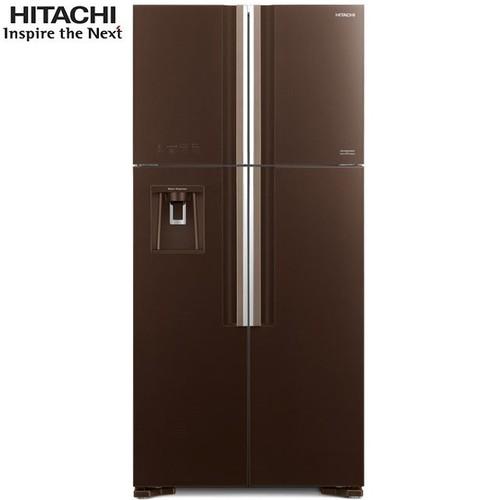 Tủ lạnh làm đá tự động dòng Big French Hitachi Inverter 540 lít R-FW690PGV7X - 9028192 , 18691616 , 15_18691616 , 26349000 , Tu-lanh-lam-da-tu-dong-dong-Big-French-Hitachi-Inverter-540-lit-R-FW690PGV7X-15_18691616 , sendo.vn , Tủ lạnh làm đá tự động dòng Big French Hitachi Inverter 540 lít R-FW690PGV7X
