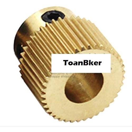 Pully đùn nhựa 26 răng dùng cho bộ đùn nhựa MK8 - 4820274 , 18689576 , 15_18689576 , 15000 , Pully-dun-nhua-26-rang-dung-cho-bo-dun-nhua-MK8-15_18689576 , sendo.vn , Pully đùn nhựa 26 răng dùng cho bộ đùn nhựa MK8