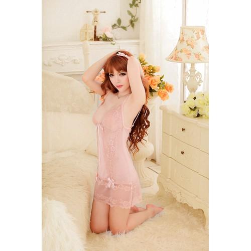 Đầm    ngủ nâng   ngực