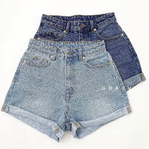Quần short jeans nữ dễ thương