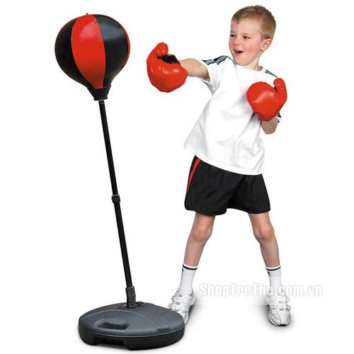 Bộ đồ chơi đấm bốc thể thao cho bé - DCTLDB001