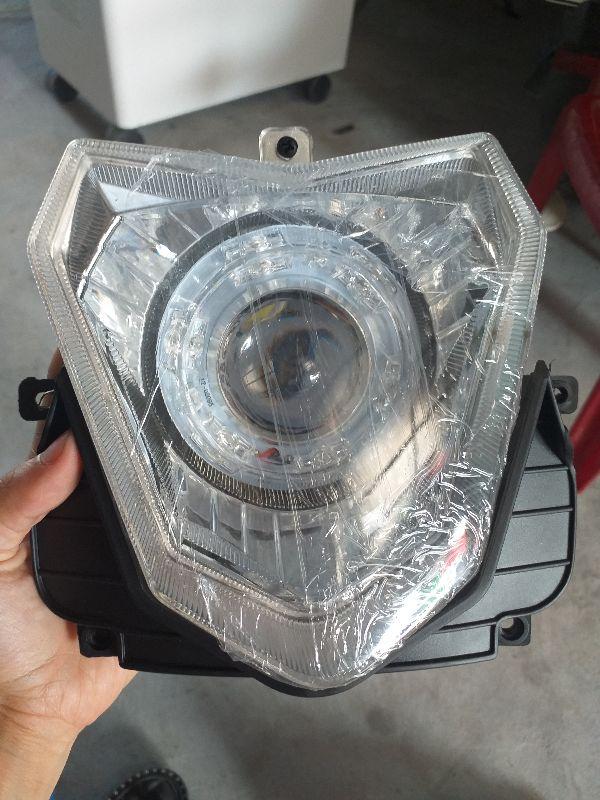 Hộp đèn bi cầu led Xmen