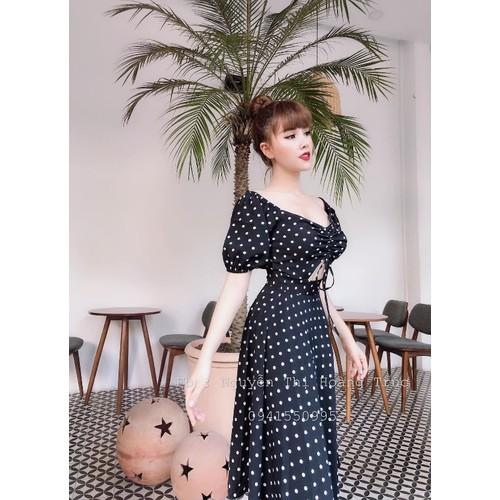 Đầm nữ  kate loại mắc thời trang
