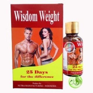 tăng cân wisdom weight loại 1 - TCWD thumbnail