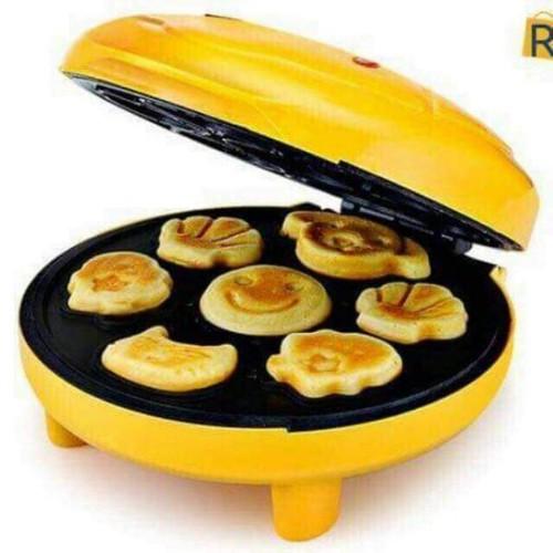 máy nướng bánh hình thú
