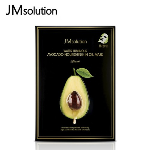 HỘP 10 MIẾNG MẶT NẠ BƠ DƯỠNG ẨM WATER LUMINOUS AVOCADO NOURISHING IN OIL MASK JM SOLUTION - 9045941 , 18717568 , 15_18717568 , 450000 , HOP-10-MIENG-MAT-NA-BO-DUONG-AM-WATER-LUMINOUS-AVOCADO-NOURISHING-IN-OIL-MASK-JM-SOLUTION-15_18717568 , sendo.vn , HỘP 10 MIẾNG MẶT NẠ BƠ DƯỠNG ẨM WATER LUMINOUS AVOCADO NOURISHING IN OIL MASK JM SOLUTION