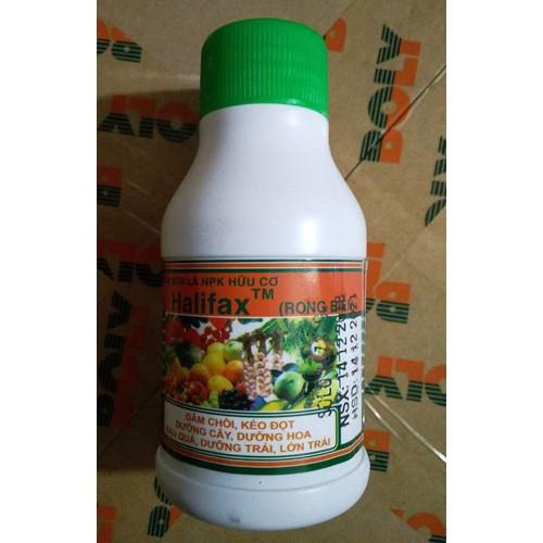 Phân bón Halifax Rong biển nước hữu cơ 100 ml: Phát triển cho Hoa, Lan, Cây cảnh, Rau hữu cơ - 4824150 , 18706271 , 15_18706271 , 25000 , Phan-bon-Halifax-Rong-bien-nuoc-huu-co-100-ml-Phat-trien-cho-Hoa-Lan-Cay-canh-Rau-huu-co-15_18706271 , sendo.vn , Phân bón Halifax Rong biển nước hữu cơ 100 ml: Phát triển cho Hoa, Lan, Cây cảnh, Rau hữu cơ