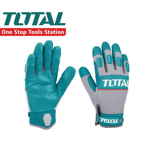Găng tay bảo hộ cơ khí Total TSP1806-XL - 9039161 , 18707658 , 15_18707658 , 199000 , Gang-tay-bao-ho-co-khi-Total-TSP1806-XL-15_18707658 , sendo.vn , Găng tay bảo hộ cơ khí Total TSP1806-XL