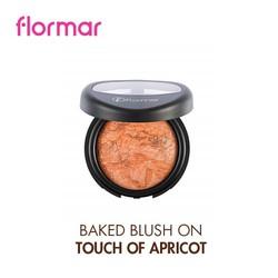 Phấn Má Hồng Flormar Baked Blush On 9g