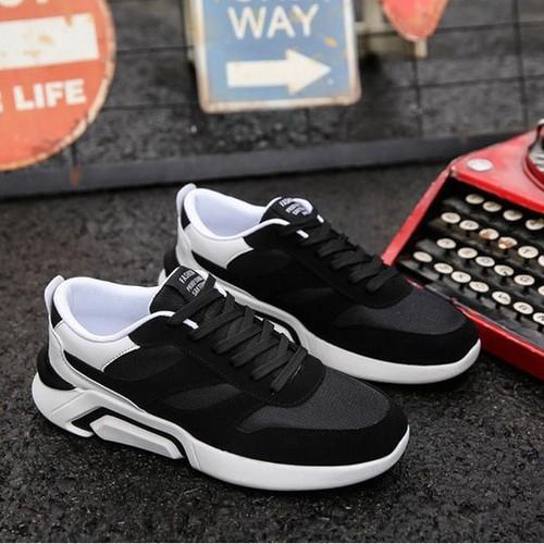 giày thể thao nam đen gg388 MĐ | giày thể thao | giày nam
