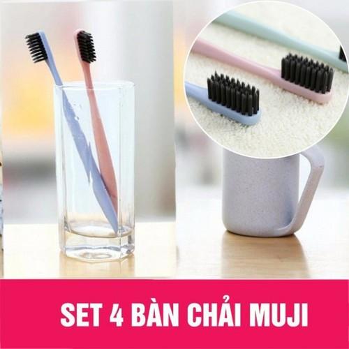 4 bàn chải đánh răng suree Thái Lan MMSP0526a1