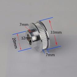 Pulley Trục 12mm - 48 Răng