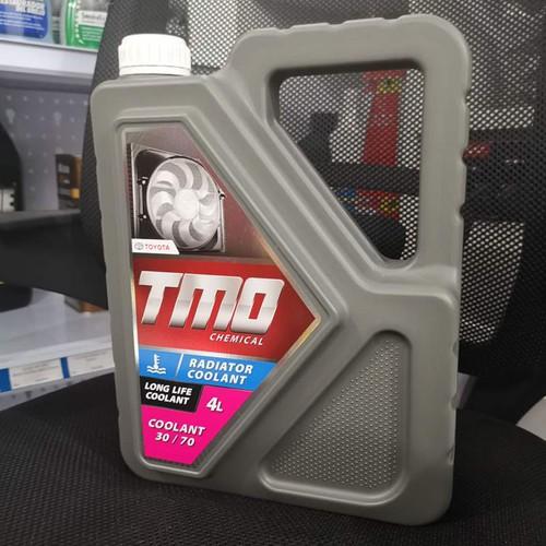 Nước Làm Mát Động Cơ TMO Chemical Radiator Coolant 30-70 Đỏ 4 Lít
