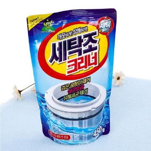 Bột tẩy vệ sinh lồng máy giặt Hàn Quốc - KVS002 - 9042468 , 18712308 , 15_18712308 , 70000 , Bot-tay-ve-sinh-long-may-giat-Han-Quoc-KVS002-15_18712308 , sendo.vn , Bột tẩy vệ sinh lồng máy giặt Hàn Quốc - KVS002