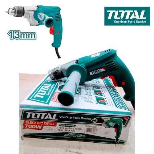 13mm Máy khoan điện cầm tay 700W Total TD207131E - 9034545 , 18700834 , 15_18700834 , 709000 , 13mm-May-khoan-dien-cam-tay-700W-Total-TD207131E-15_18700834 , sendo.vn , 13mm Máy khoan điện cầm tay 700W Total TD207131E