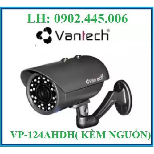 Camera AHD hồng ngoại 2.0 Megapixel VANTECH VP-124AHDH+ kèm nguồn - 9034256 , 18700510 , 15_18700510 , 718000 , Camera-AHD-hong-ngoai-2.0-Megapixel-VANTECH-VP-124AHDH-kem-nguon-15_18700510 , sendo.vn , Camera AHD hồng ngoại 2.0 Megapixel VANTECH VP-124AHDH+ kèm nguồn