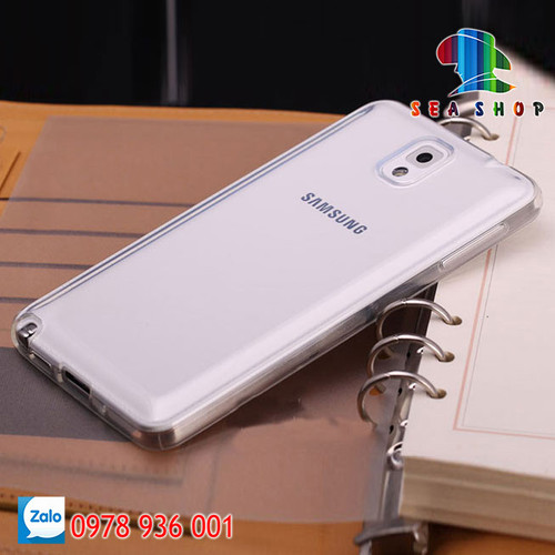 [SEASHOP] Bộ 2 ốp silicon dẻo Samsung Galaxy Note 3 - N9000 - N9005 trong suốt - 9040160 , 18709030 , 15_18709030 , 70000 , SEASHOP-Bo-2-op-silicon-deo-Samsung-Galaxy-Note-3-N9000-N9005-trong-suot-15_18709030 , sendo.vn , [SEASHOP] Bộ 2 ốp silicon dẻo Samsung Galaxy Note 3 - N9000 - N9005 trong suốt
