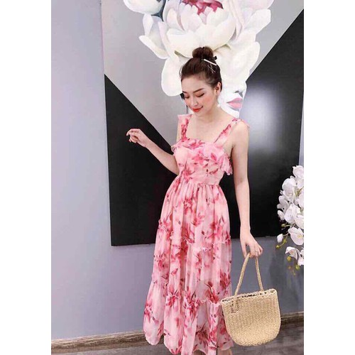 Đầm maxi 2s