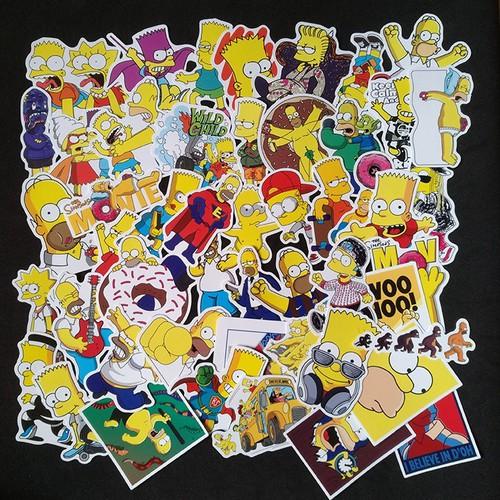 Bộ Sticker dán cao cấp chủ đề GIA ĐÌNH SIMPSONS - Dùng dán Xe, dán mũ bảo hiểm, dán Laptop... - 9046183 , 18717845 , 15_18717845 , 15000 , Bo-Sticker-dan-cao-cap-chu-de-GIA-DINH-SIMPSONS-Dung-dan-Xe-dan-mu-bao-hiem-dan-Laptop...-15_18717845 , sendo.vn , Bộ Sticker dán cao cấp chủ đề GIA ĐÌNH SIMPSONS - Dùng dán Xe, dán mũ bảo hiểm, dán Laptop..
