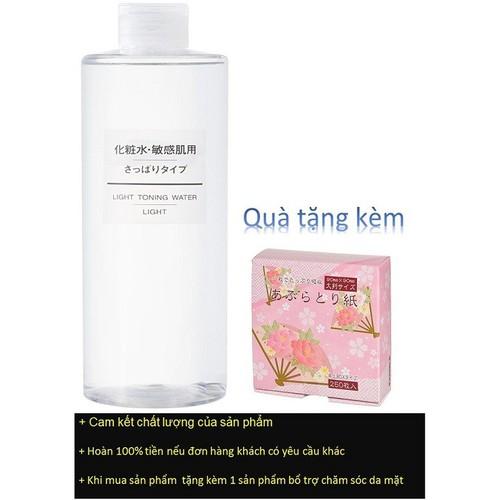 Nước hoa hồng cấp ẩm lành tính Muji Light Toning Toner Moisture - 5007870 , 18700134 , 15_18700134 , 230000 , Nuoc-hoa-hong-cap-am-lanh-tinh-Muji-Light-Toning-Toner-Moisture-15_18700134 , sendo.vn , Nước hoa hồng cấp ẩm lành tính Muji Light Toning Toner Moisture