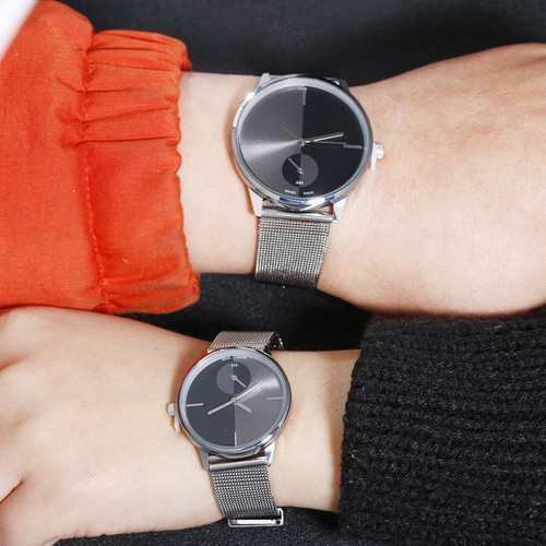 đồng hồ không số  cho nam và nữ