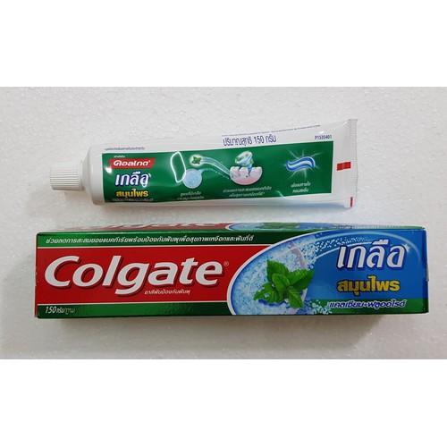 Kem đánh răng Colgate muối thảo dược Thái Lan 150g - 9035778 , 18702170 , 15_18702170 , 45000 , Kem-danh-rang-Colgate-muoi-thao-duoc-Thai-Lan-150g-15_18702170 , sendo.vn , Kem đánh răng Colgate muối thảo dược Thái Lan 150g