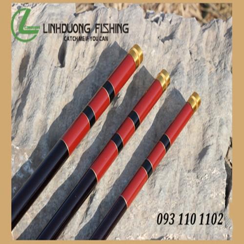 Cần câu tay đơn Carbon - Goldmark III độ cứng 5H dài 6.3m
