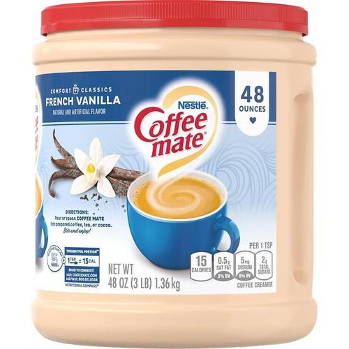 Bột Kem Béo Pha Cà Phê, trà sữa, kem bánh Nestle Coffee Mate hương French Vanilla 1360gr Mỹ - 9037711 , 18705225 , 15_18705225 , 425000 , Bot-Kem-Beo-Pha-Ca-Phe-tra-sua-kem-banh-Nestle-Coffee-Mate-huong-French-Vanilla-1360gr-My-15_18705225 , sendo.vn , Bột Kem Béo Pha Cà Phê, trà sữa, kem bánh Nestle Coffee Mate hương French Vanilla 1360gr Mỹ