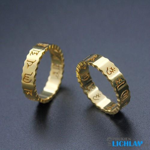 Nhẫn thần chú Om Mani Padme Hum - 9036773 , 18704173 , 15_18704173 , 80000 , Nhan-than-chu-Om-Mani-Padme-Hum-15_18704173 , sendo.vn , Nhẫn thần chú Om Mani Padme Hum